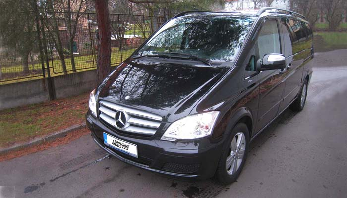 Limousine Transfer Prague